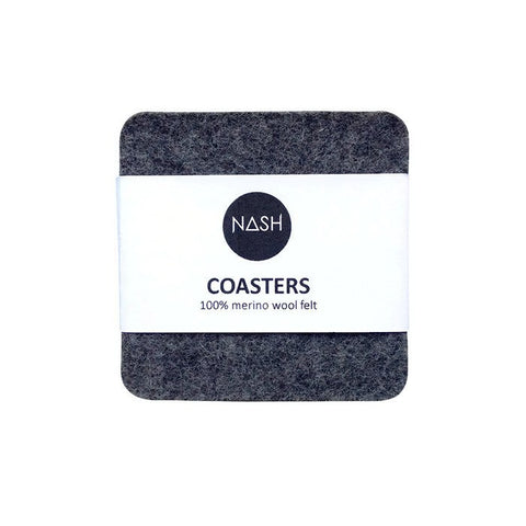 Loki Coasters - Set Of 4 Merino Wool
