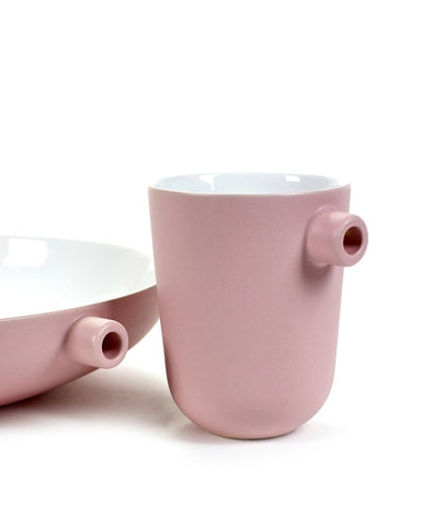 Serax By Catherine Lovatt Pink Coffee Cup - Ceramics