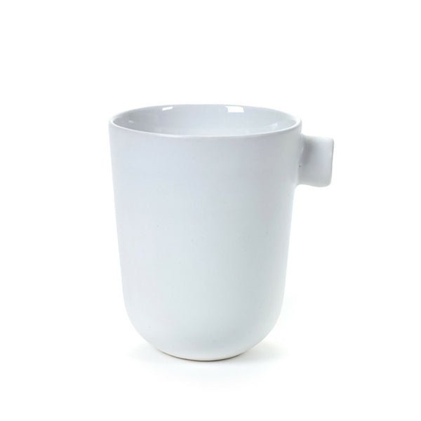 Serax By Catherine Lovatt White Coffee Cup - Ceramics