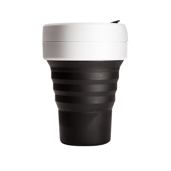 Stojo Pocket Collapsible Cup - Black