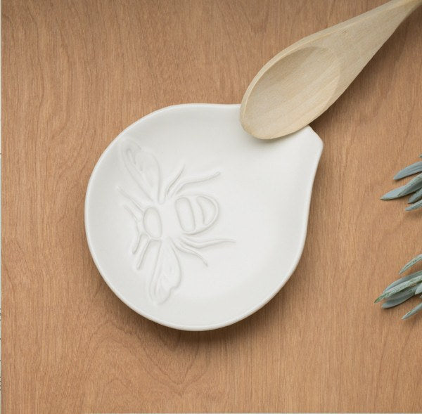 Tableware Ceramics - Bee Spoon Rest