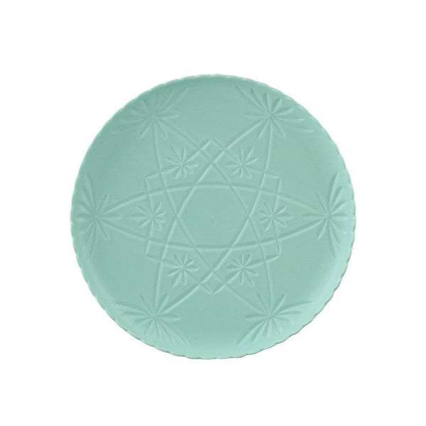 Tableware Ceramics - Hardware Lane Cake Plate - Mint