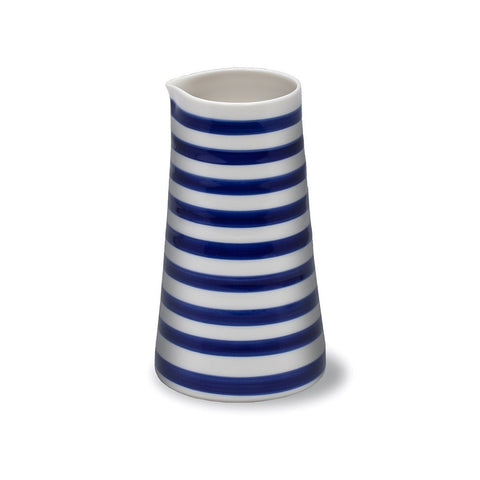 Tableware ceramics - Wide Stripes Jug By Anne Black