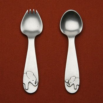 Tableware,Collections - Elephant Spoon Set
