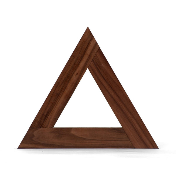 Kakuro Trivet - Black Walnut