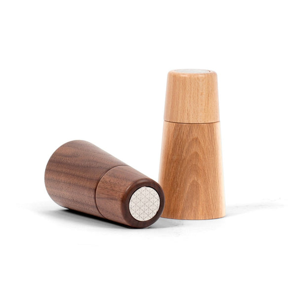 Tableware Timberware - Mill - Black Walnut - Salt - Pepper