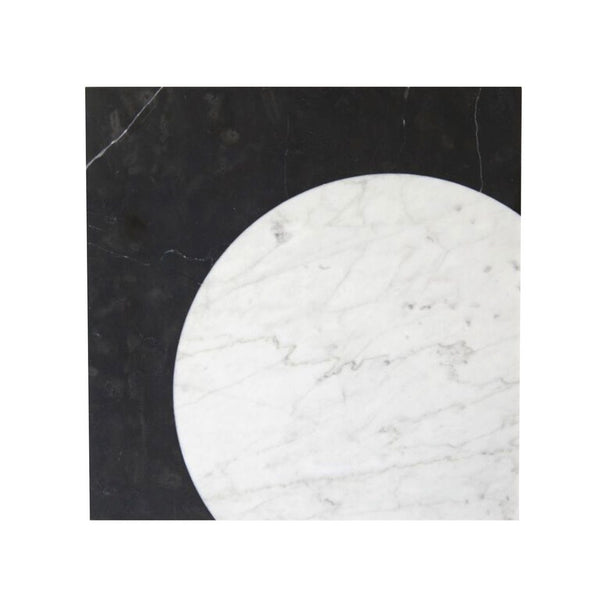 Square Marble Trivet | Axis Nero