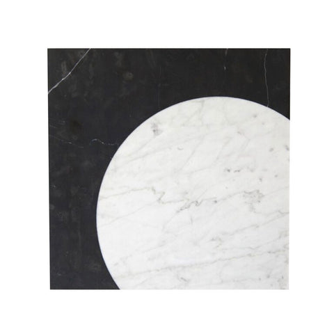 Tableware - Square Marble Trivet | Axis Nero
