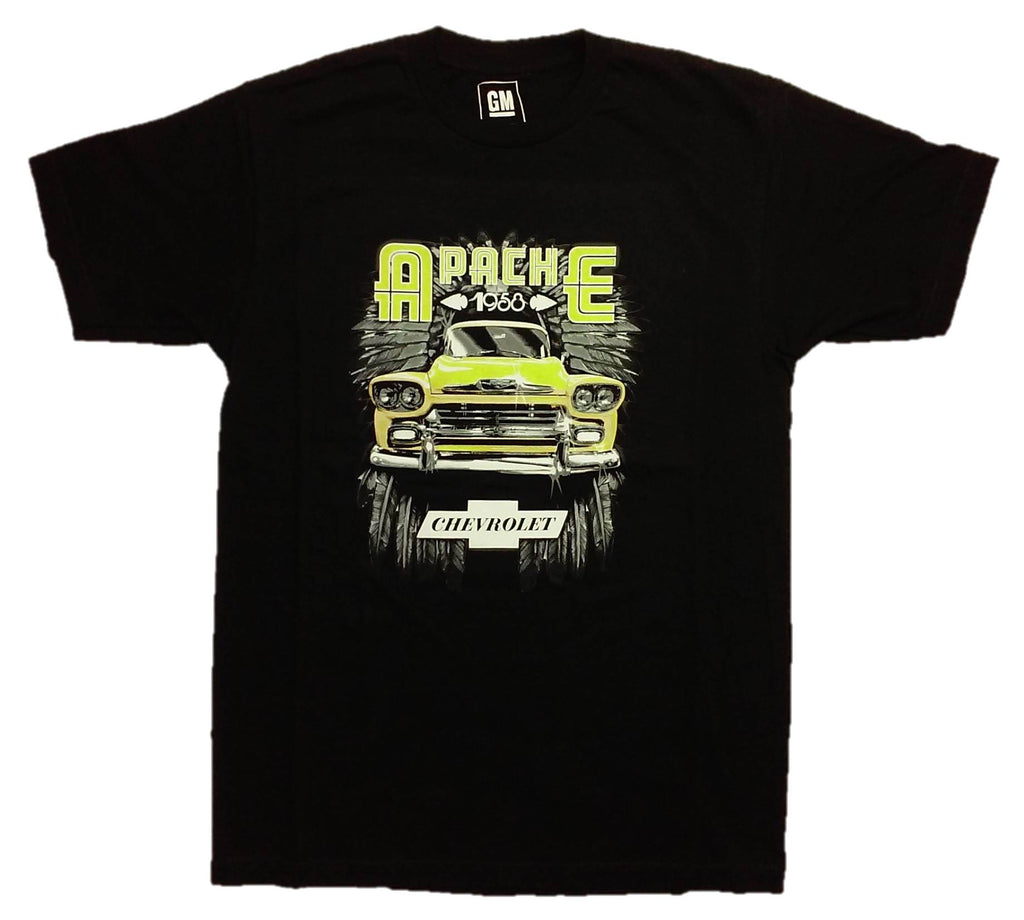 Chevy Apache SS 1958 Men's T-Shirt by JH Design