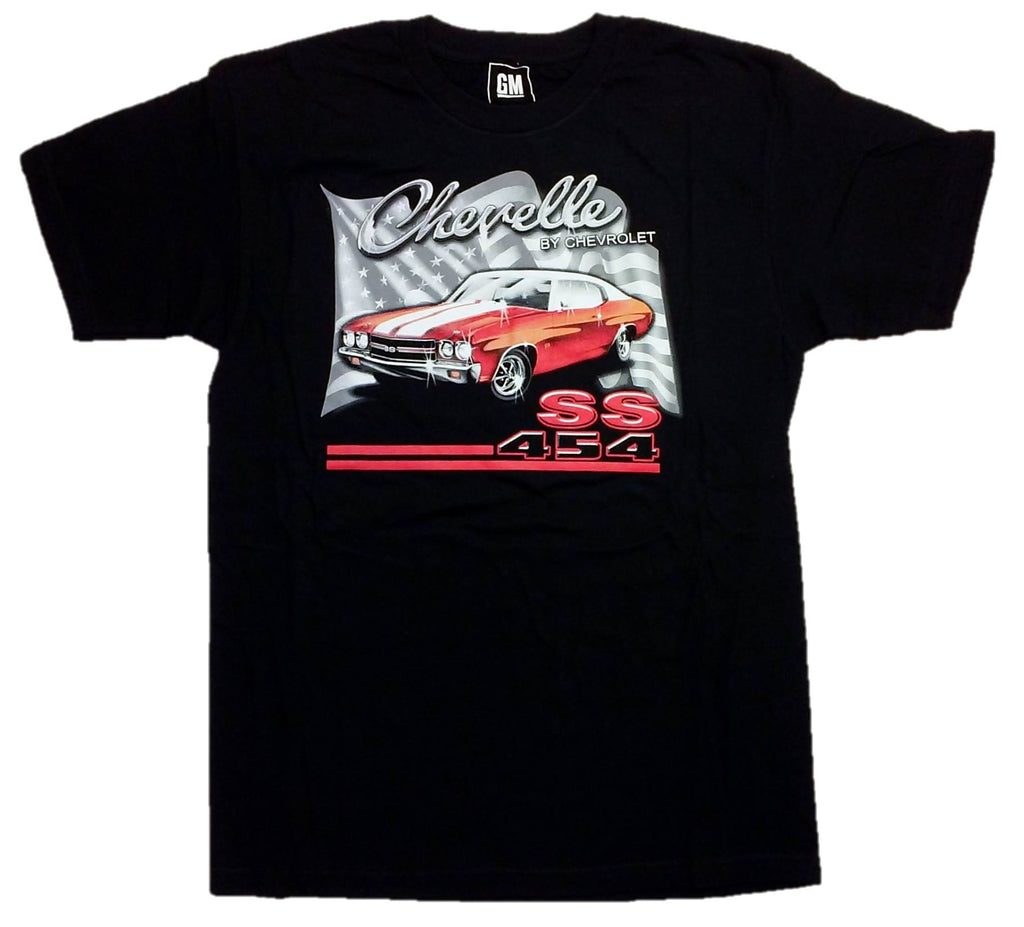 Chevy Chevelle SS 454 Men's T-Shirt by JH Design