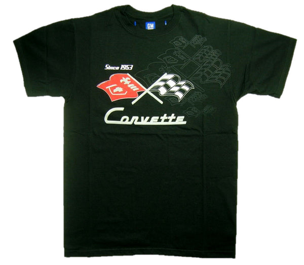 JH Design Corvette Since 1953 Men's T-Shirt
