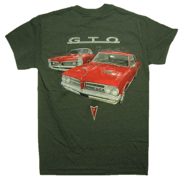 Joe Blow Pontiac GTO 50th Anniversary 50% Cotton/50% Polyester Graphic T-Shirt