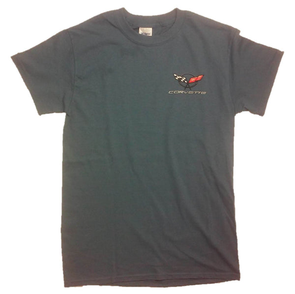 1997 to 2004 Chevy Corvette C5 Logo T-Shirt