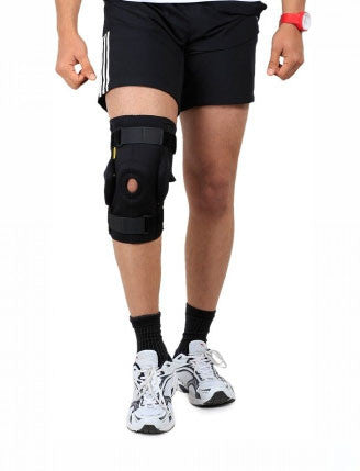 DYNA INNO-LIFE HINGED KNEE BRACE OPEN PATELLA