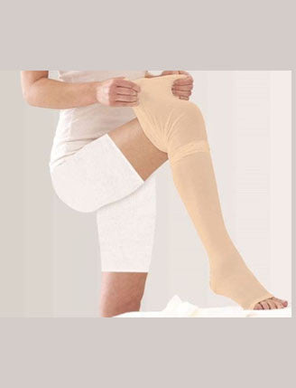 Tynor Medical Compression Stockings Thigh High Class 2