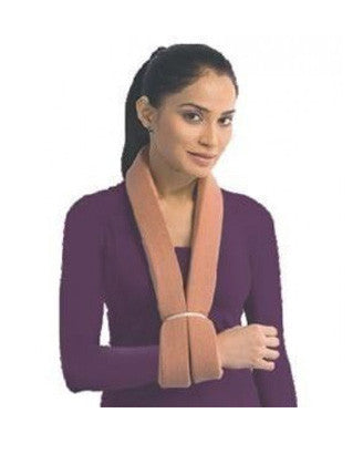 Sling With Tie Quadri– Dyna