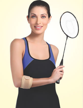 TENNIS ELBOW SUPPORT ( WITH PRESSURE PAD )