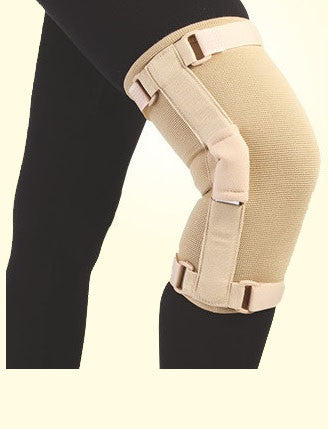 TRI-AXLE HINGED KNEE CAP
