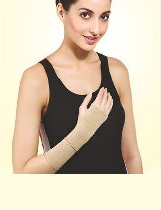 TUBULAR SUPPORT (GAUNTLET TO WRIST)