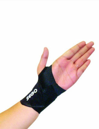 Wrist Wrap With Thumb Loop