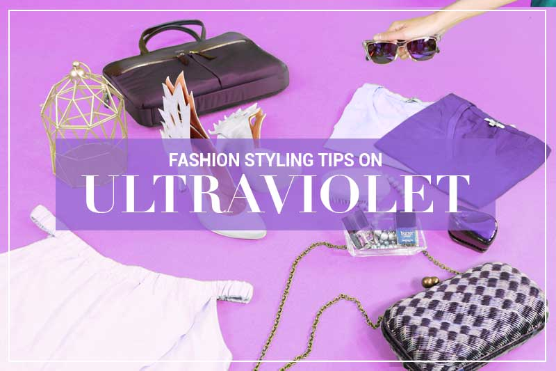 Fashion Styling Tips on Ultraviolet