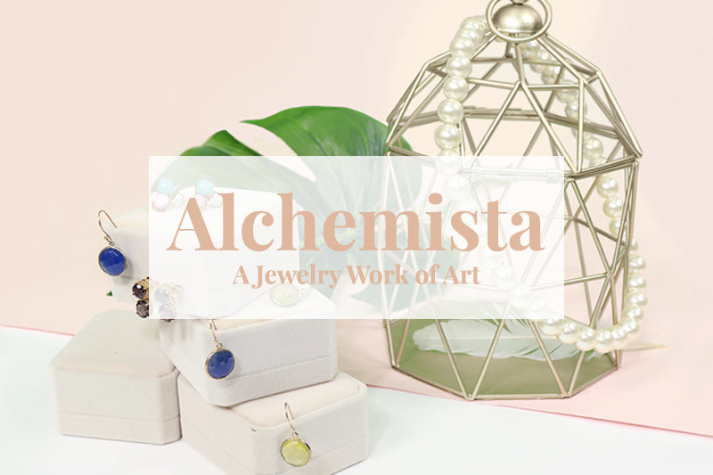 Alchemista, A Jewelry Work of Art