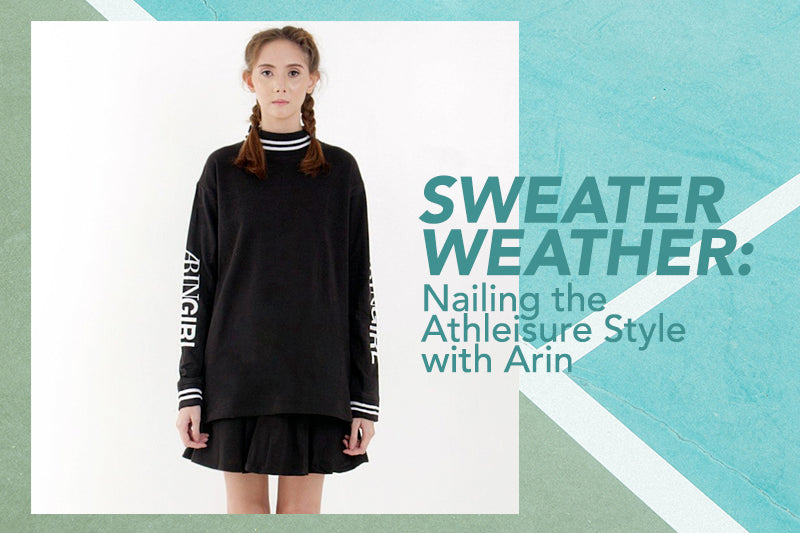 Sweater Weather: Nailing the Athleisure Style with Arin