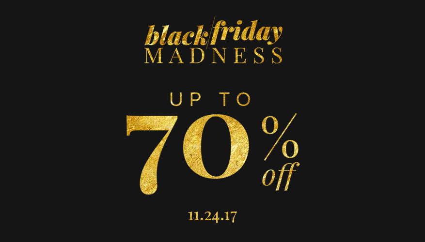 Black Friday MADNESS: Experience AVA'S BIG SALE!