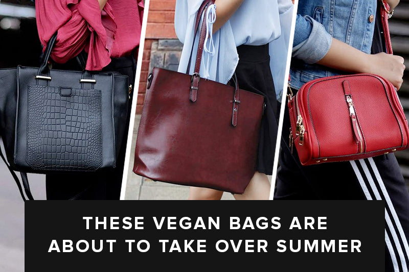 These Vegan Bags are About to Take Over Summer