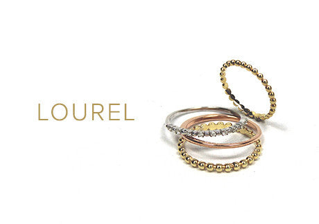 Rekindle Your Love for G O L D with LOUREL's Jewelries!