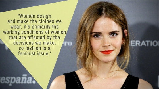 Emma Watson Wows Us Again For Her Sustainable Taste!
