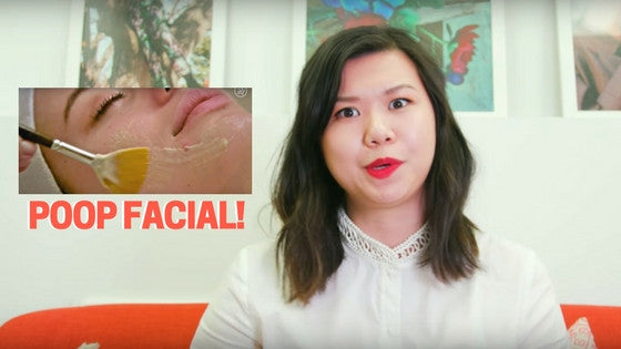 How Does Poop Facial Sound To You?