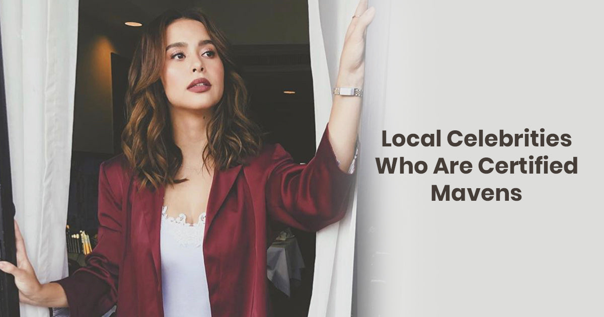 Local Celebrities Who Are Certified Mavens