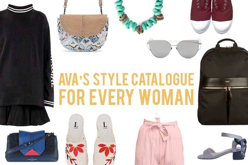 AVA's Style Catalogue for Every Woman