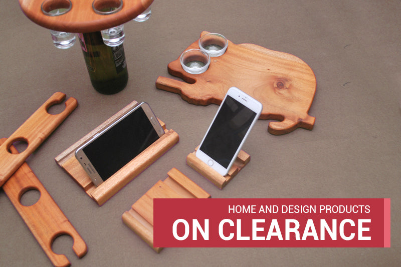 Home and Design Products on Clearance!