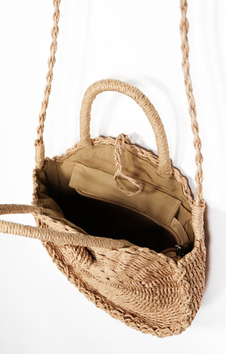 Lucia Bag in Beige