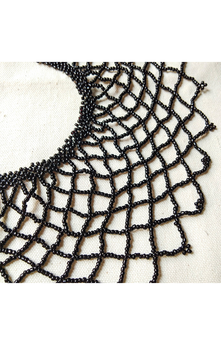 Raven Collar Necklace