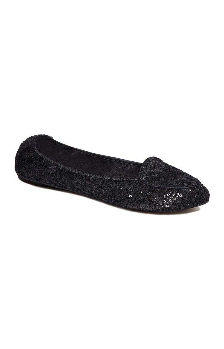 Diffusion Perdita (Black Sequinned)