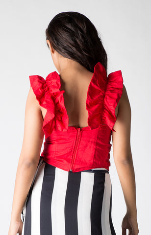 Stella Top- Red