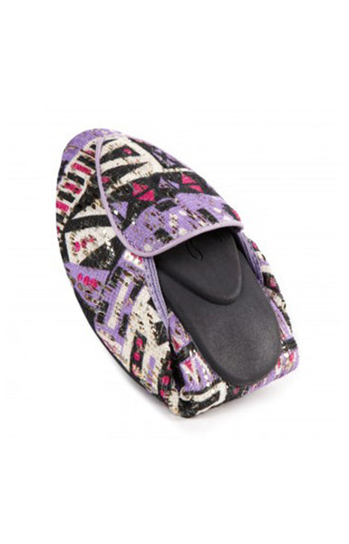 Diffusion Islington (Purple Aztec)