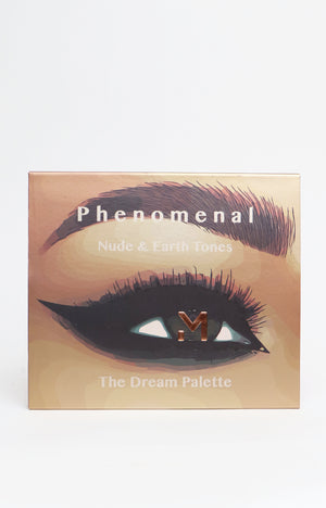 Phenomenal Eyeshadow - The Dream Palette