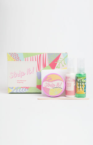 Strip It! Bestseller Gift Set