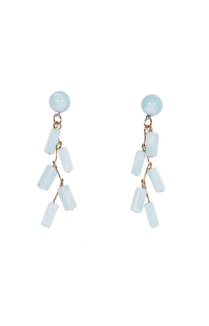 Candy Earrings in Sky Blue