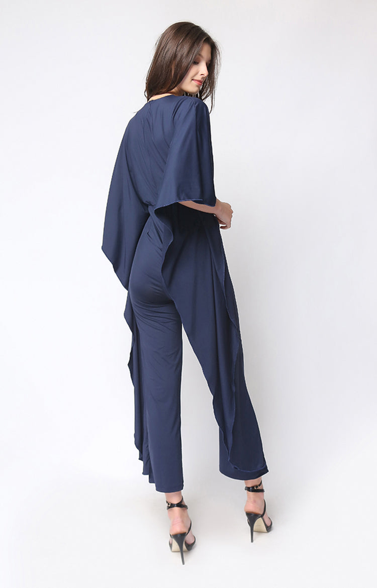 Sandra Jumpsuit in Navy
