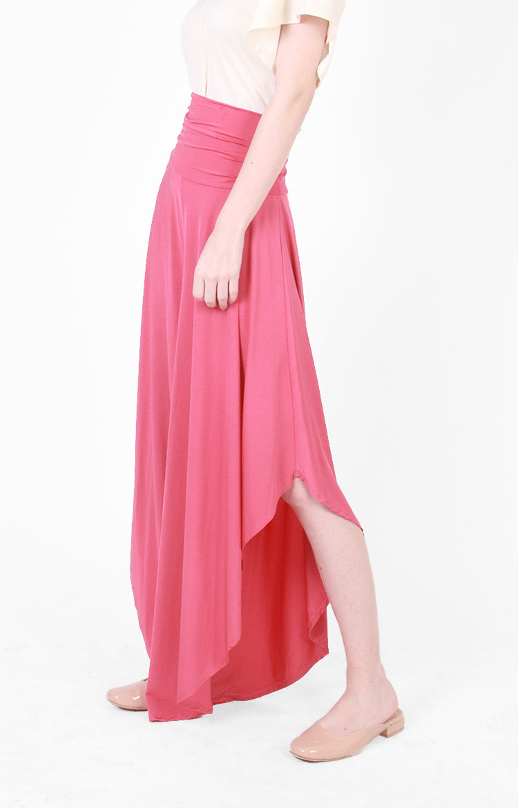 Salsa Pants in Coral Pink