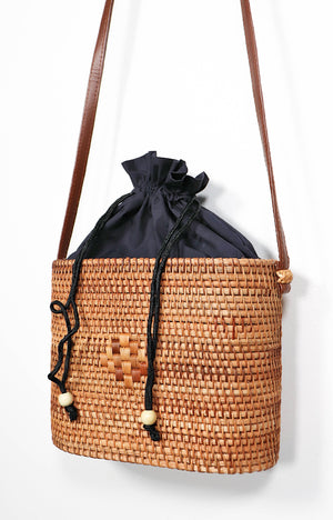 Ynez Bag in Brown