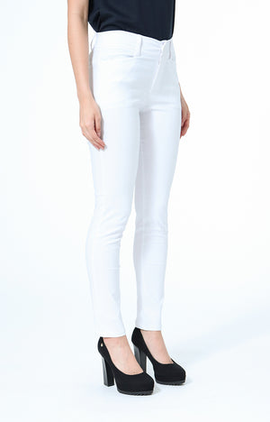 Joan White Wear to Work Pants