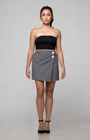 Mini Skirt in Chess