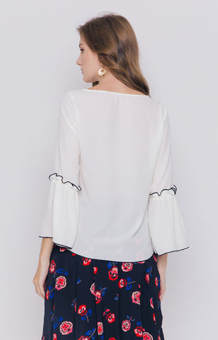 Mimi Long Sleeves Top
