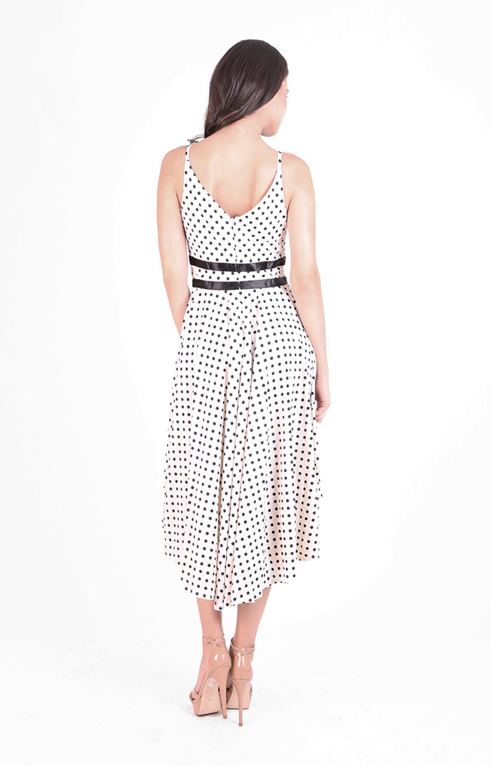 Gemma Dress in Polka Dot